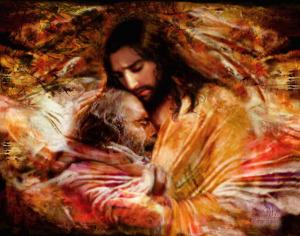 jesus forgiving