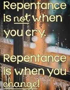 Repentance Change pic