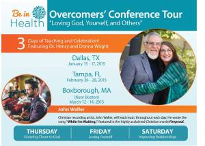 Overcomers Conference