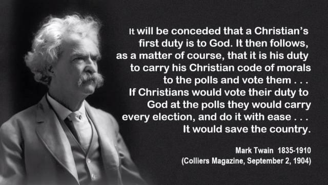 Vote Godly