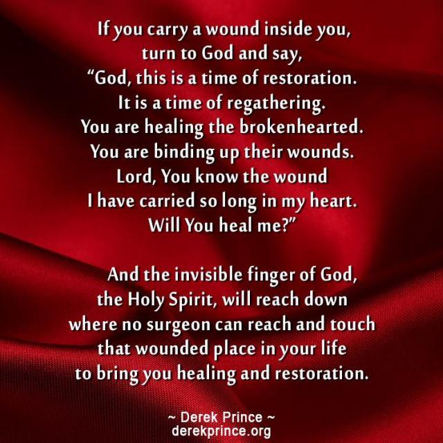 time will heal a broken heart