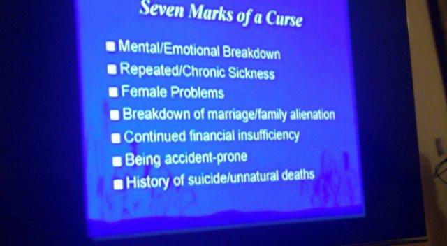 7 marks curse